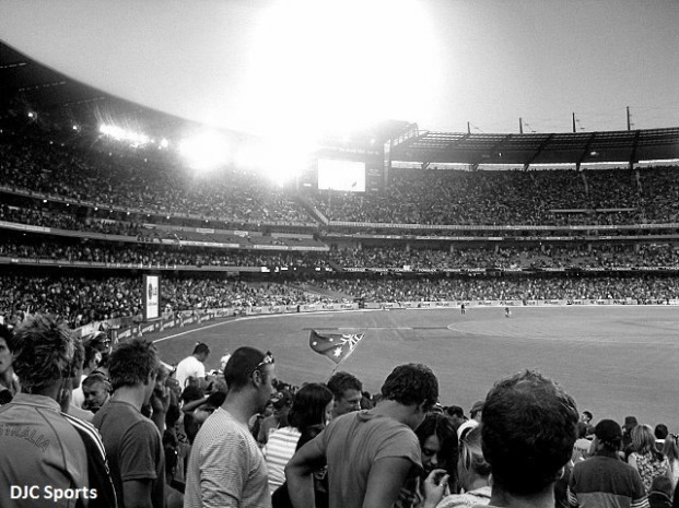 Melbourne Cricket Ground (2009) - Melbourne, Au