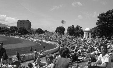 The Basin Reserve (2006) - Wellington, NZ