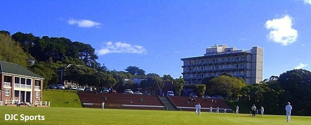 Wellington College Oval #1 (2006) - Wellington, NZ